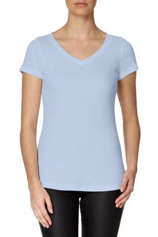 V-Neck Top – Lavender Hill Clothing
