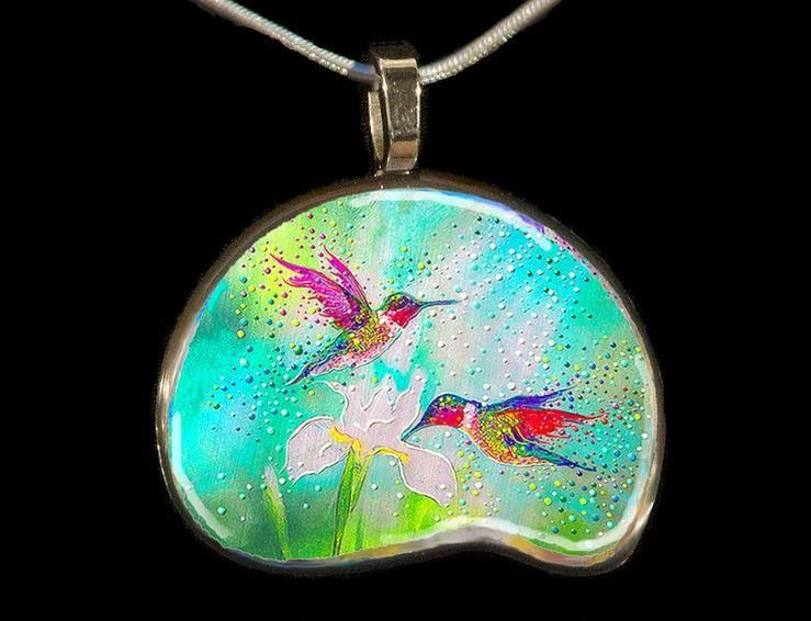 What a stunning pendant