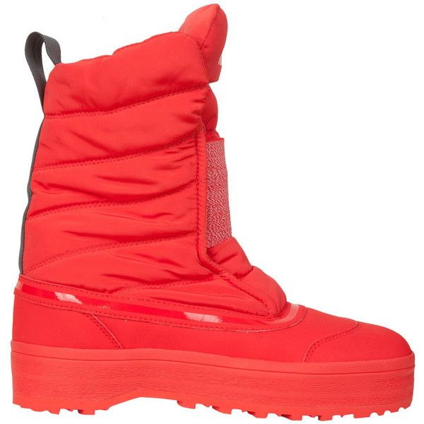Adidas by Stella McCartney Quilted nylon snow boots ($223 ... : adidas quilted boots - Adamdwight.com