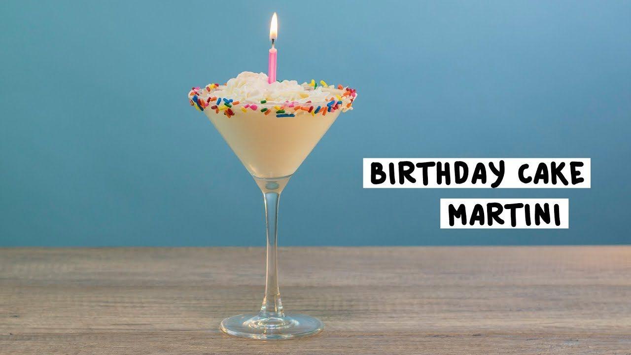 Cool Birthday Cake Martini 1 Recipe Birthday Cake Martini Tipsy Funny Birthday Cards Online Benoljebrpdamsfinfo