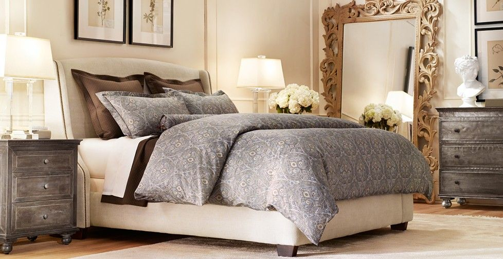 restoration hardware bedrooms awesome headboard home sweet home 13065