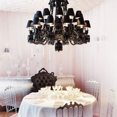 Alkemie The World Of Baccarat And Phillipe Starck Paris Commercial Lighting Suspension Lamp Lamp Design