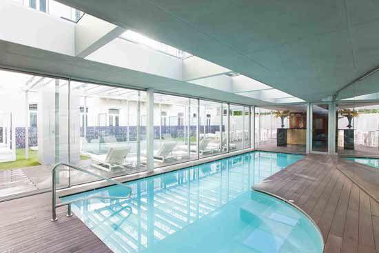 hotel de charme lisbonne avec piscine h tel famille lisbonne top11 o loger avec enfants en