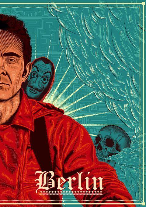 70+ Best La Casa De Papel Wallpapers - Money Heist