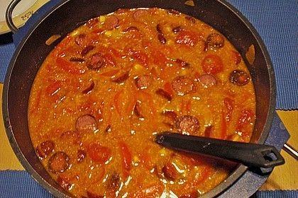 Cabanossi - Suppe von fili04 | Chefkoch #beefbake
