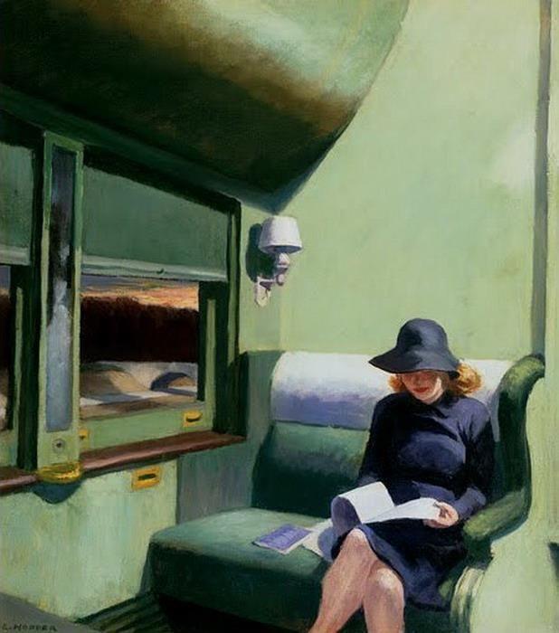 Hopper, Compartment C, Car 193. 1938