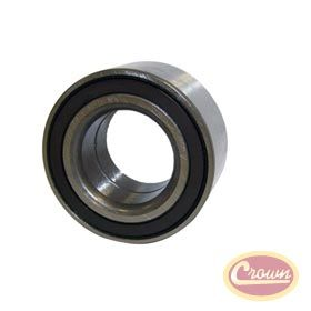 Wheel Bearing Replaces Part 5105586aa Fits Jeep Patriot 2007 2010 Front Brakes Left Or Right Jeep Compass 2 Jeep Compass Jeep Patriot Dodge Caliber