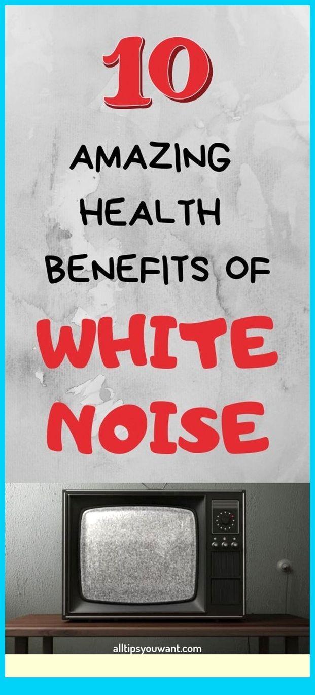 10 Amazing Health Benefits Of White Noise 10 AMAZI