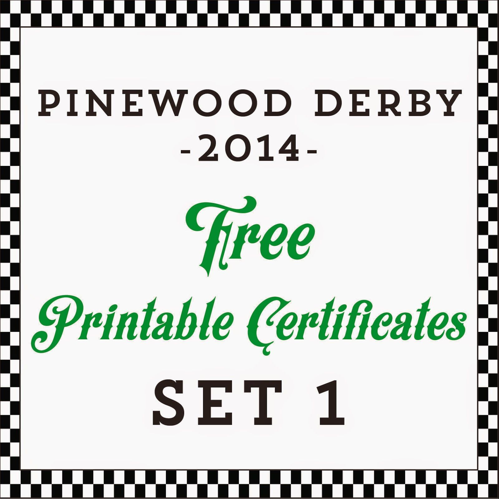 image regarding Pinewood Derby Awards Printable referred to as No cost Printable Pinewood Derby Awards (Sizzling Commodity Residence