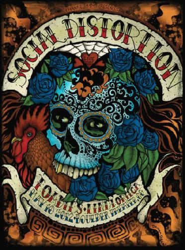 Social Distortion - Boulder 2012