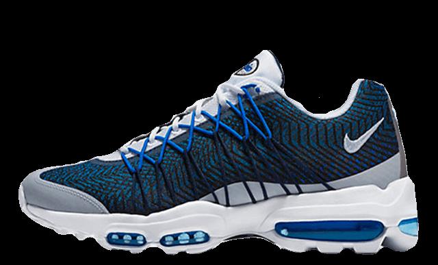 54ca0f3f60 Nike Air Max 95 Ultra JCRD: 'Midnight/Navy'. 2015. 749771-401 ...