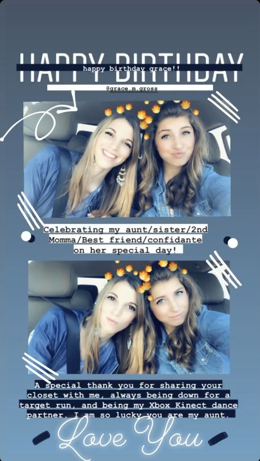 Instagram Story Ideas Birthday Post Instagram Happy Birthday Best Friend Instagram Story Ideas I want to make you feel special and let you know how much i love you. instagram story ideas birthday post