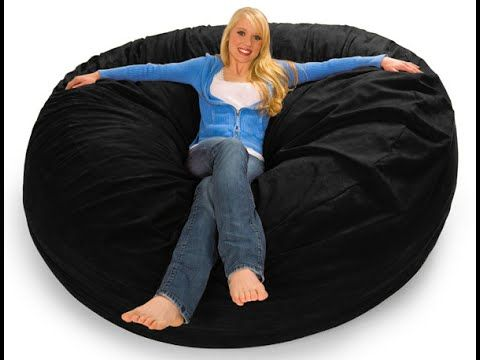 7 Ft Bean Bag With Images Giant