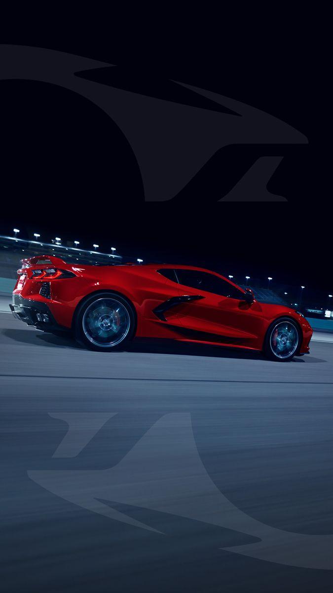 Phone Wallpaper: Corvette 6