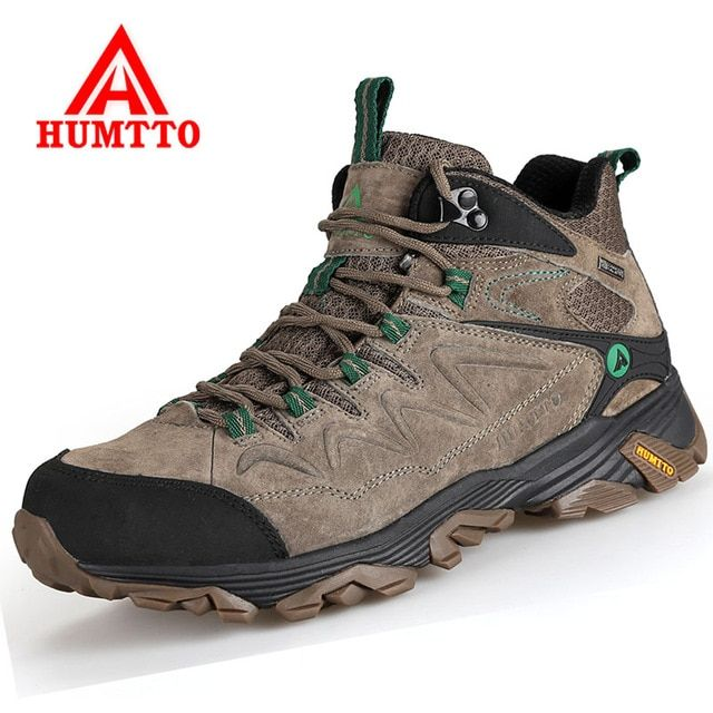 2122e875b5d HUMTTO Winter Warm Men Hiking Boots Male Outboor Waterproof Climb ...