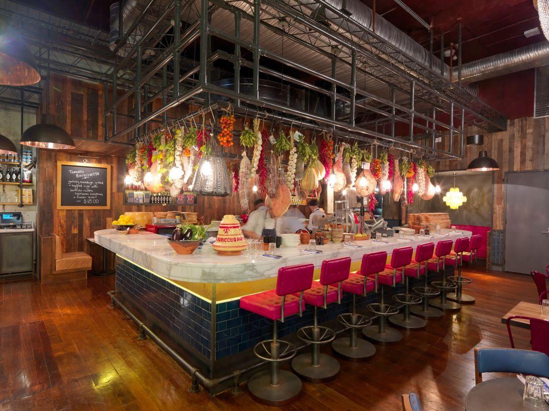 Jamie's Italian, Brisbane | Jamie's italian, Open kitchen ...