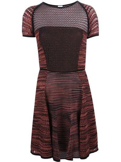 de86a6df83889 M MISSONI - crochet panel dress 6 I will learn crochet for this dress!  Swoon.