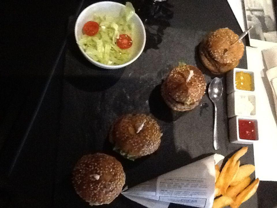 Degustação de hambúrgueres @Penha Longa. Posso voltar amanhã à mesma hora?