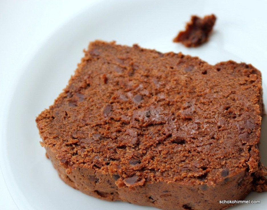 Cheesecake trifft Rührteig... und ergibt einen der besten Schokokuchen ever: Frischkäse-Schoko-Cake - Schokohimmel