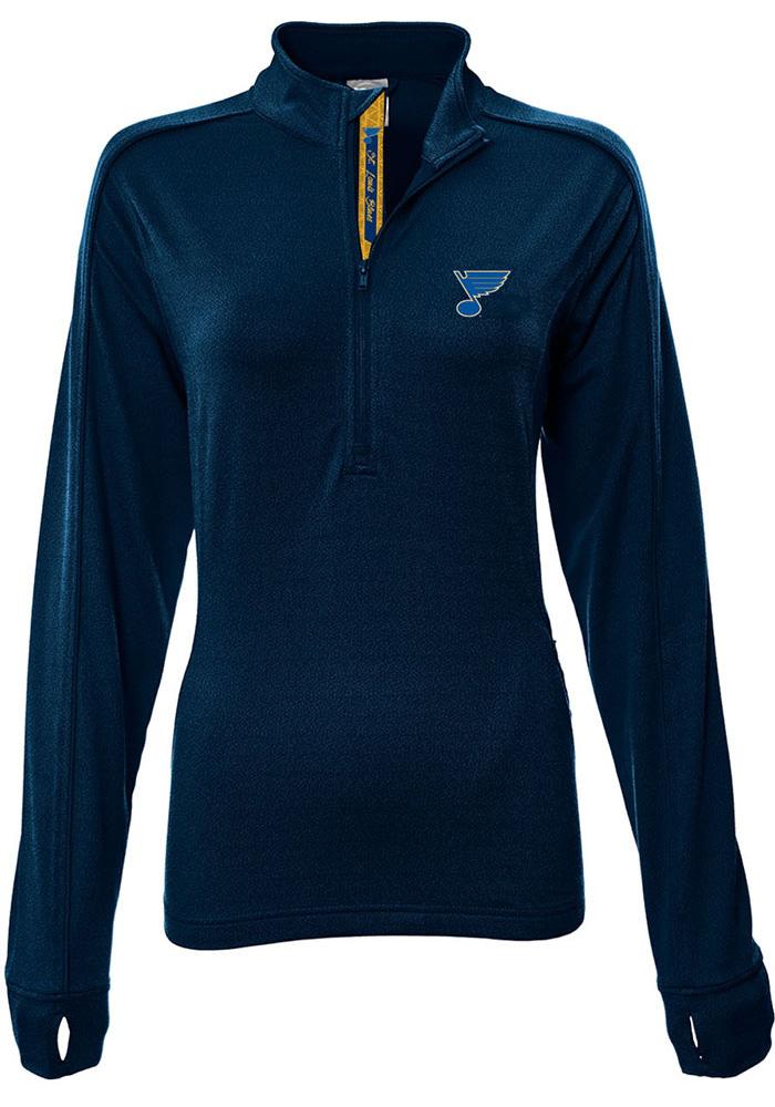 Tennessee Volunteers Womens NCAA Sabre 1//4 Zip Pullover Sweatshirt