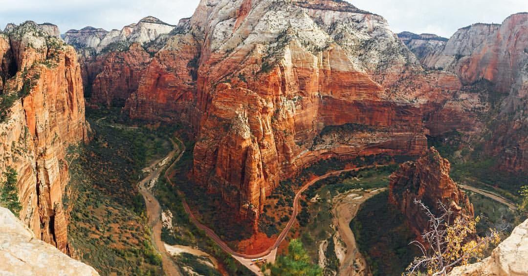 zion national park angels landing zion zionnationalpark rh pinterest com