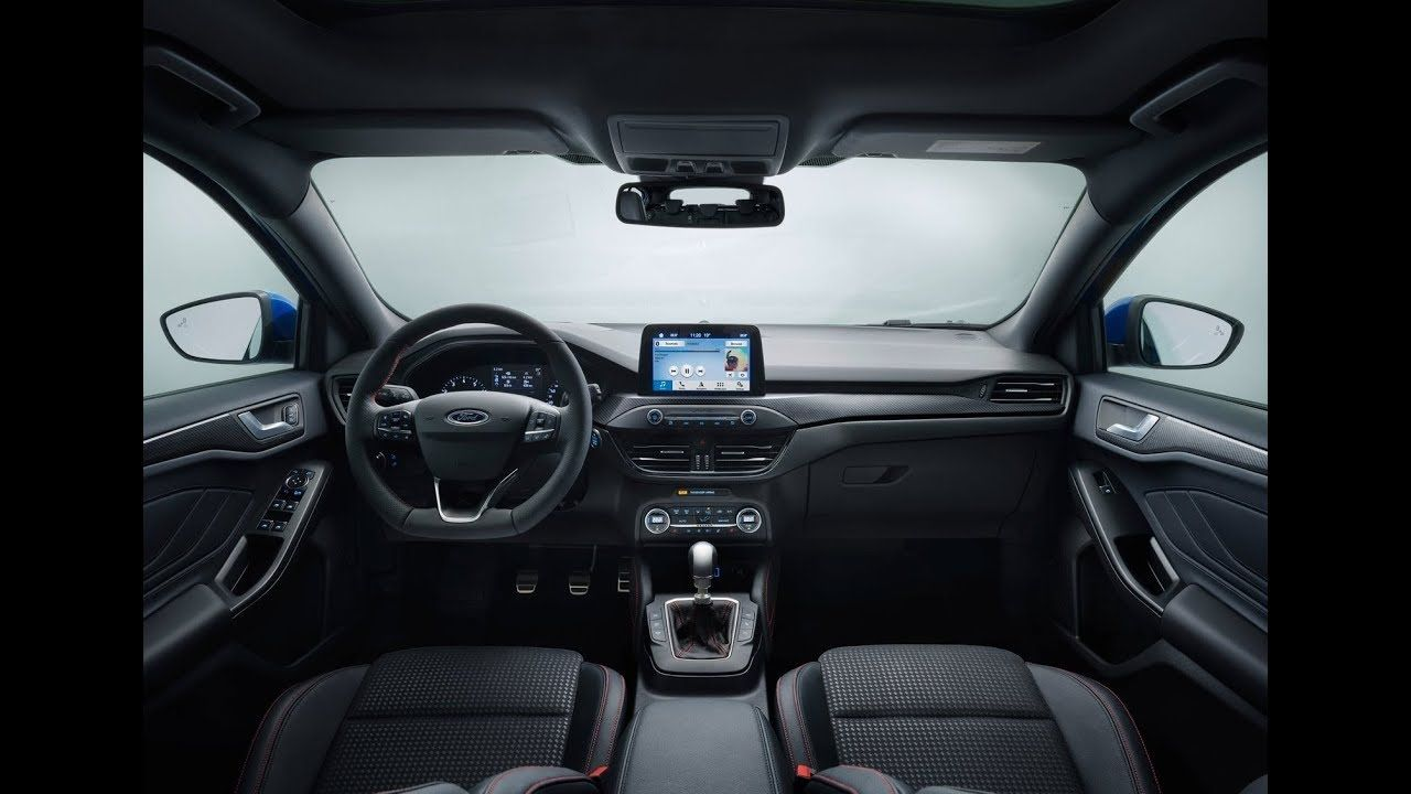 2019 Ford Focus St Line Interior Exterior Ford Focus Wagon Ford