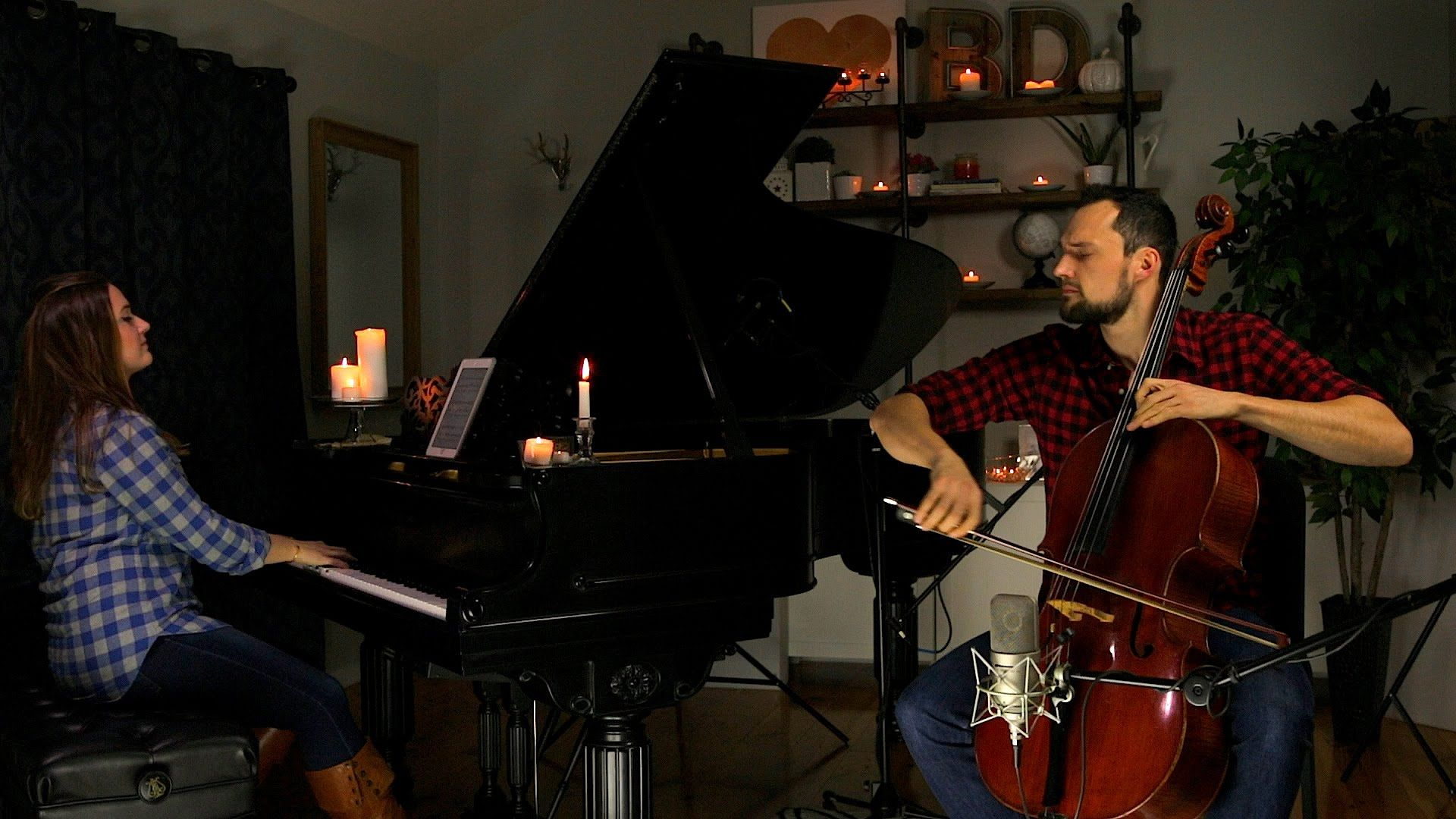Sia - Chandelier (Piano/Cello Cover) - Brooklyn Duo (that melody ...