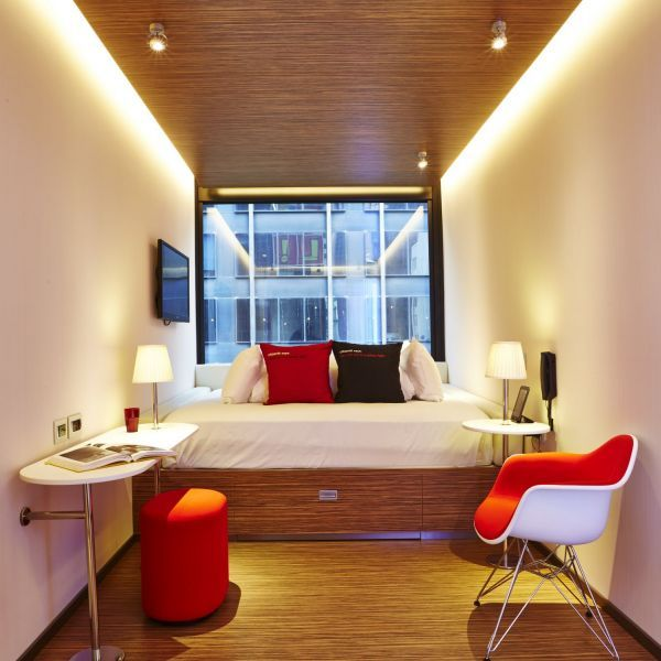 citizenM New York City hotel rooms - citizenM hotel New York Times
