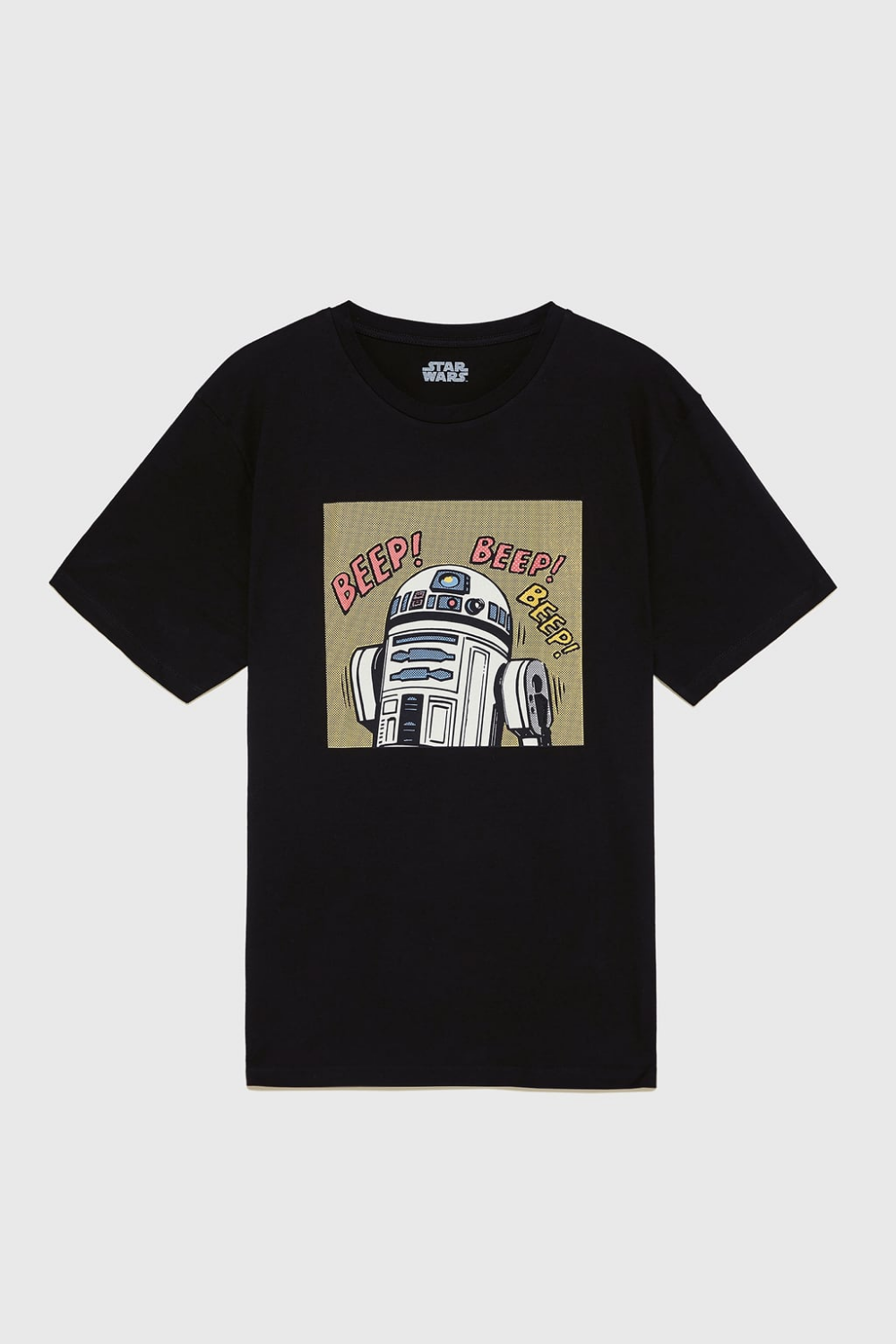 OFFICIALLY LICENSED™ STAR WARS T - SHIRT-Printed-T-SHIRTS ...