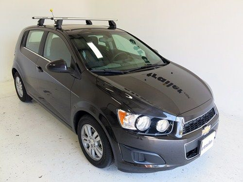 roof rack for 2015 sonic by chevrolet
