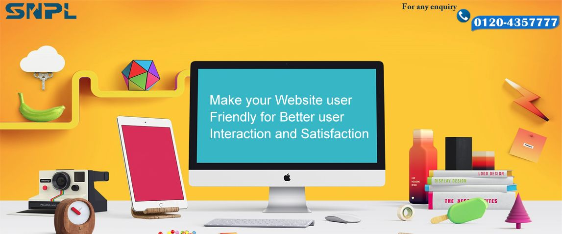 Make Your Website User Friendly For Better User Interaction And Satisfaction Web Development Design Web Design Services Web Design Tools