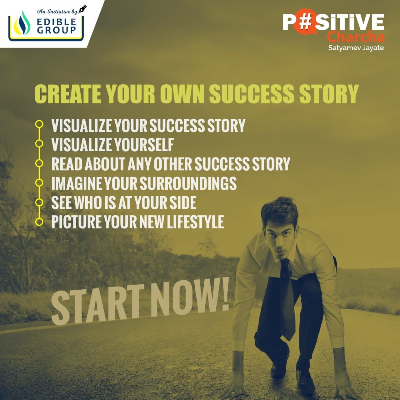 Create your own success story  Success stories, Positive quotes