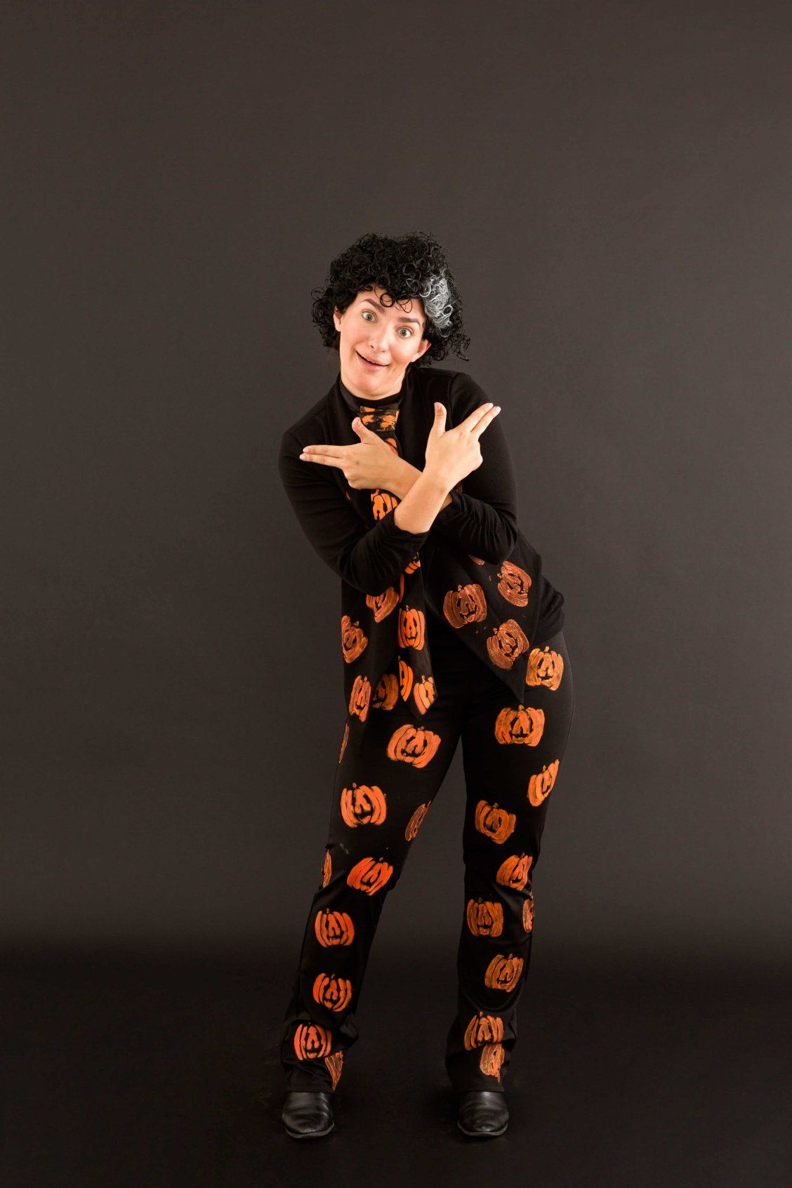 Get Your Funky DIY on With This David S. Pumpkins Group