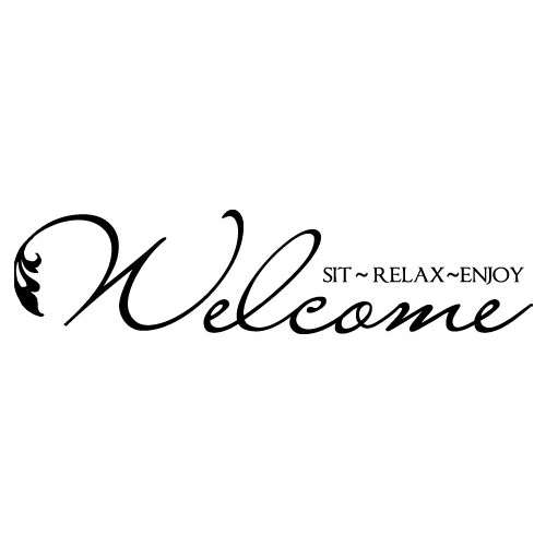 Welcome - Sit-Relax-Enjoy