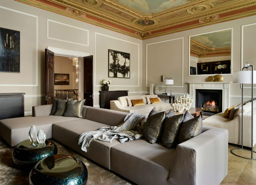The Most Beautiful Living Room Ideas From London Interior Designers