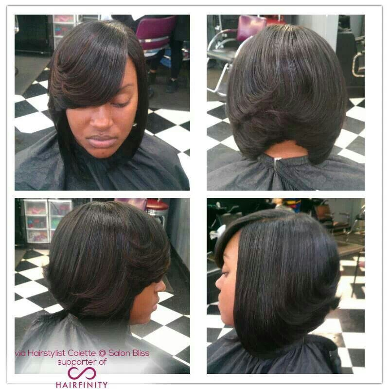Feathered Bob Weave Bob Hairstyles Feathered Bob Bob Hairstyles