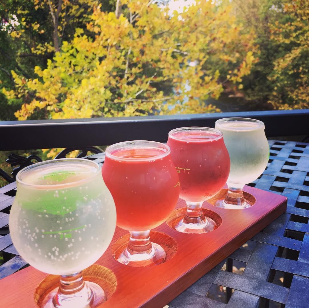 Crisp Autumn Days Call For Cider Even For A Wine Lover Wine Lovers Cider Alcoholic Drinks
