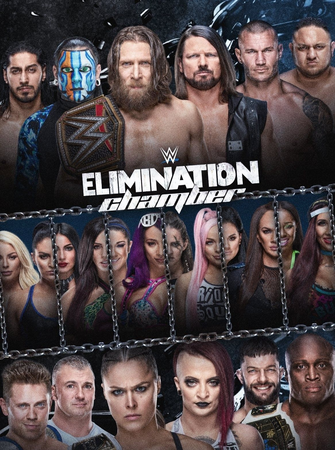 Eliminated Chambers PPV 2019 Nxt takeover, Survivor