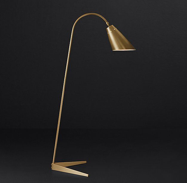 Vincent Task Floor Lamp Light Lighting Lamps