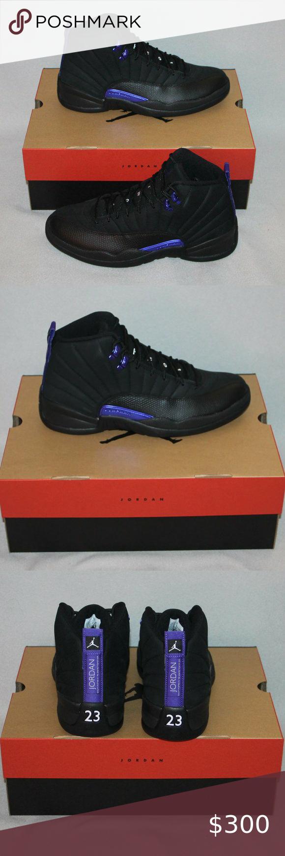 Nike Air Jordan Retro 12 Dark Concord