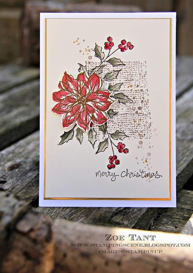 image result for stampin up christmas card ideas