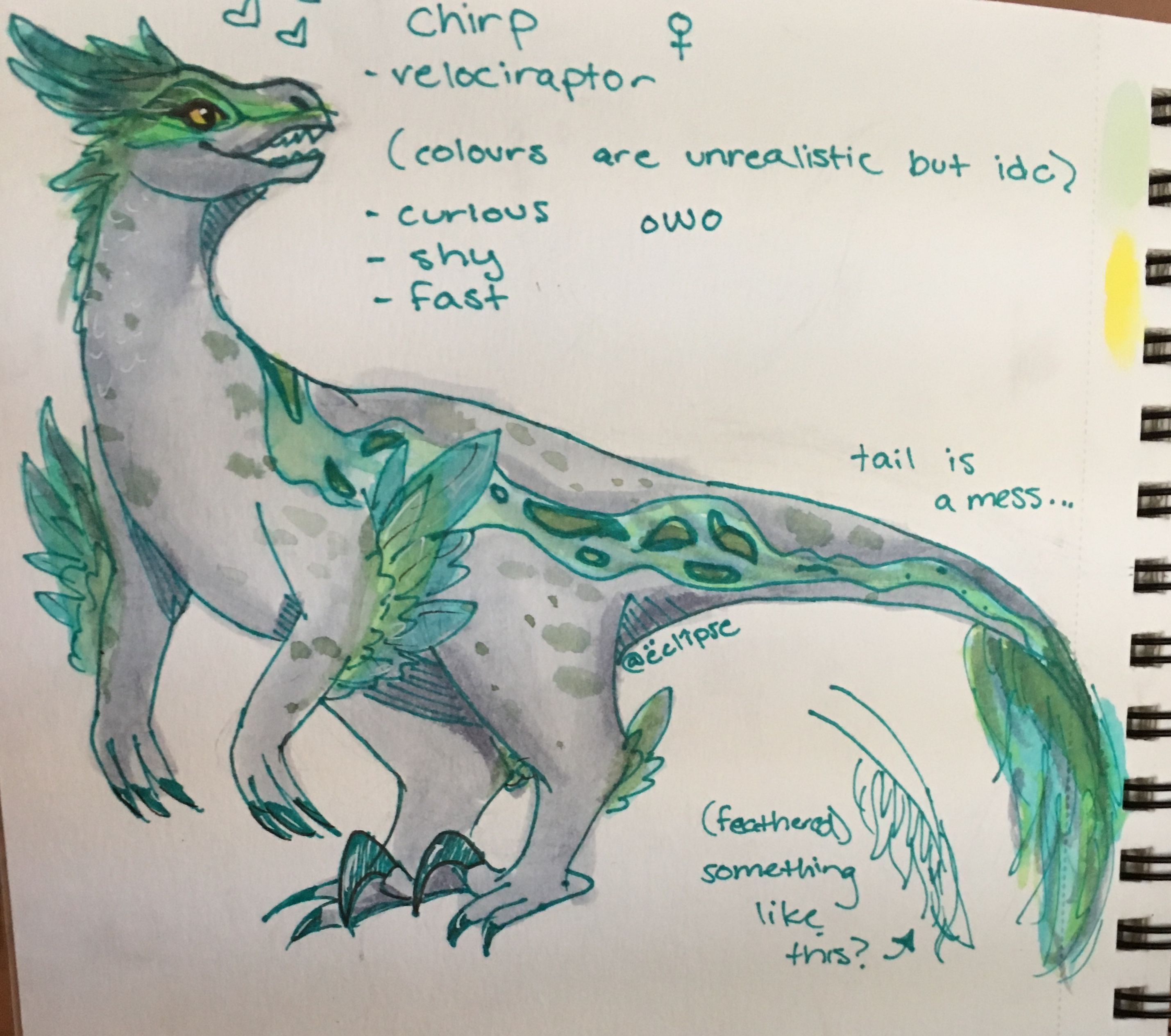 ayy it s my new raptor oc to join winty s raptor squad i don t really like how this came out and i feel it s really m cute drawings anatomy drawing people art raptor oc to join winty s raptor squad