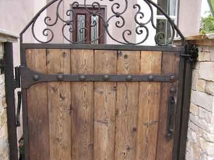 Gates Iron Wood Gates Wood Gate Metal Garden Gates Metal Gates