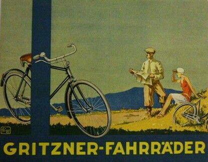 Pin von Craig auf Vintage Cycling Posters | Fahrrad, Alte