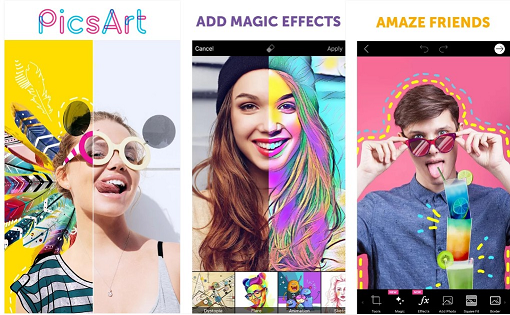 PicsArt Photo Studio 9.32.1 Apk + Mod Full Premium