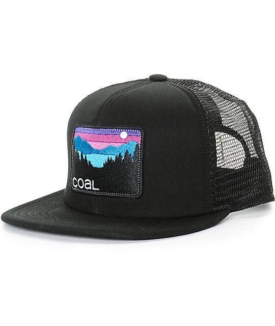 Coal Hauler Trucker Mesh Cap