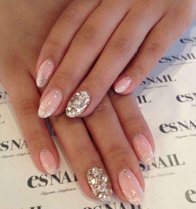 Pin de Olivia Gualtieri en Nails Did | Pinterest | Novios