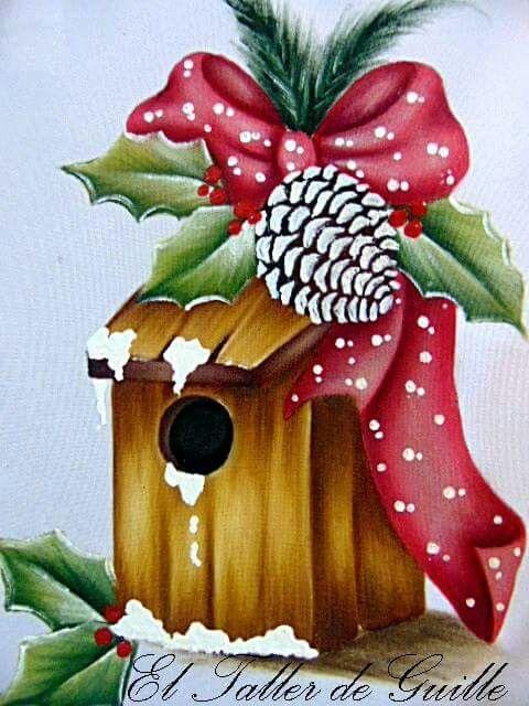 Pin de thelminha mara em panos de copa natal pinterest pintura em tecido pintura e natal - Pintura en tela motivos navidenos ...