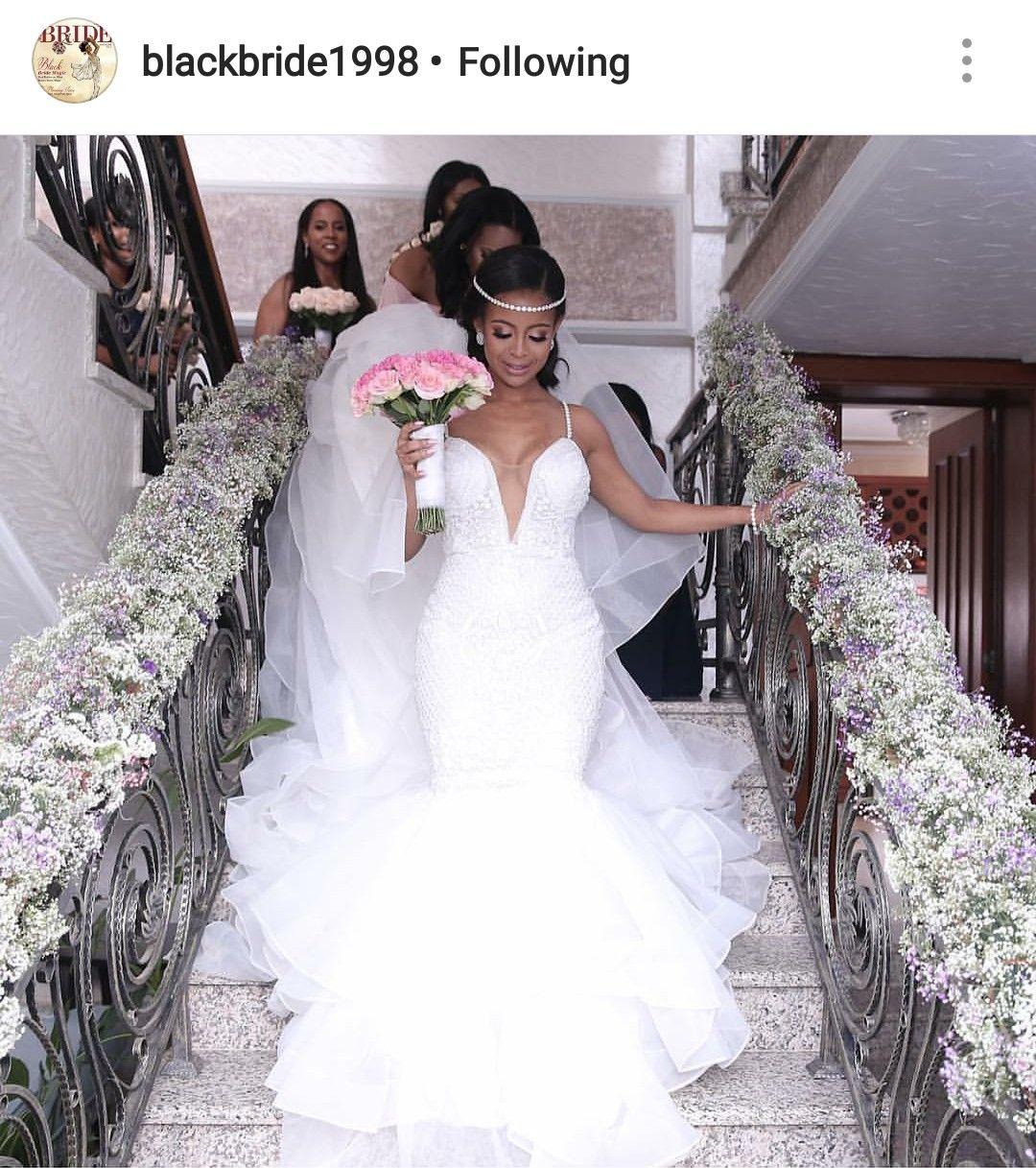 Pin By Details Complete Llc On Family Kids Black L Ve Wedding Dresses Mermaid Wedding Dress Dream Wedding Dresses [ 1217 x 1080 Pixel ]