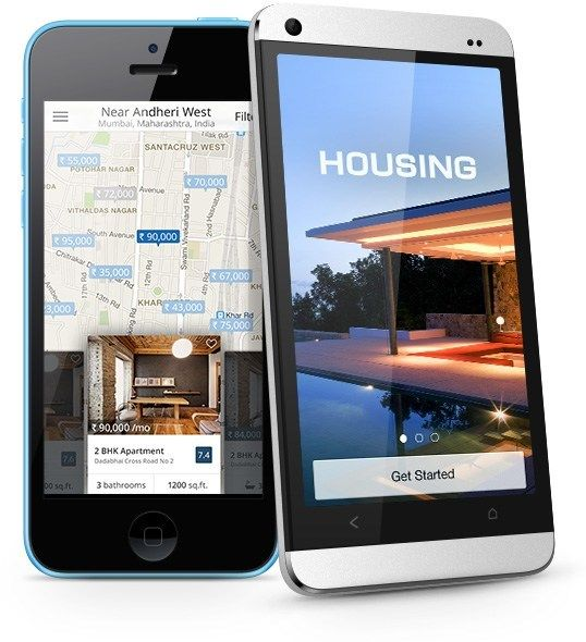 New Technology Look For Houses With The Housing Com Application Techehow Best Apps Looking For Houses Real Estate
